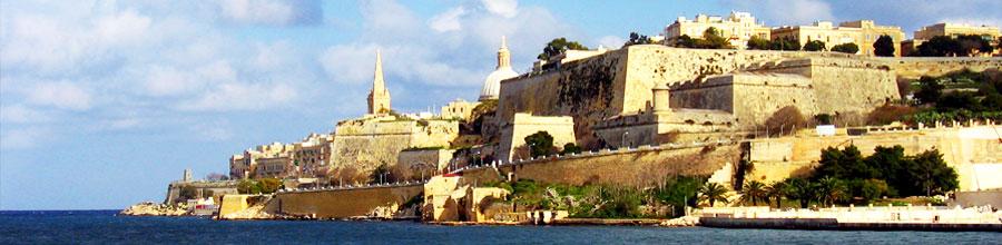 Bild från Malta